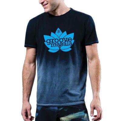 GriffiPett - Camiseta 100% de algodão, malha penteada 30.1. O processo de degradê dá um aspecto único para a camiseta. Este processo já faz o pré-encolhimento e, p...