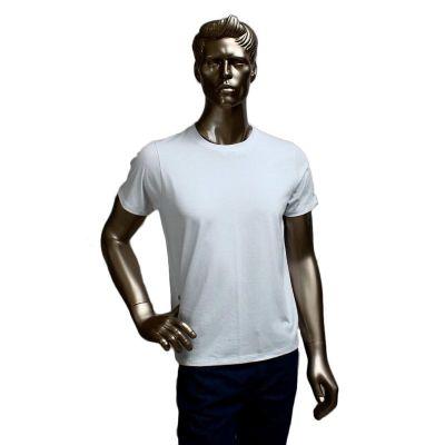 GriffiPett - Camiseta lisa, durável, confortável, acabamento de primeira. Ideal pra quem quer praticidade e qualidade pro dia a dia! Com toque macio, esta camiseta...