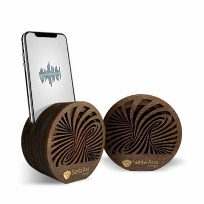 Santa Ana Design - Caixa Acústica para Celular