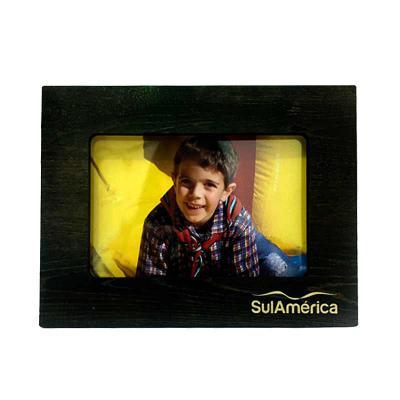 Santa Ana Design - Porta Retrato em Madeira personalizado com a sua marca, um excelente brinde para fixar a sua mensagem. Podemos fazer formatos especias para sua empres...