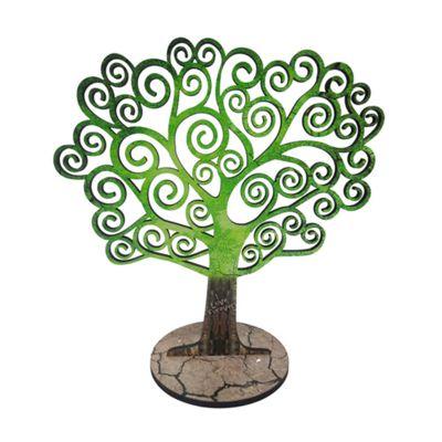 Santa Ana Design - Enfeite no formato de árvore.