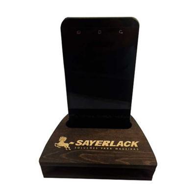 Santa Ana Design - Caixa acústica amplificadora personalizada de madeira para celulares. Amplifica o som do seu celular utilizando apenas a estrutura oca sem nenhum plug...