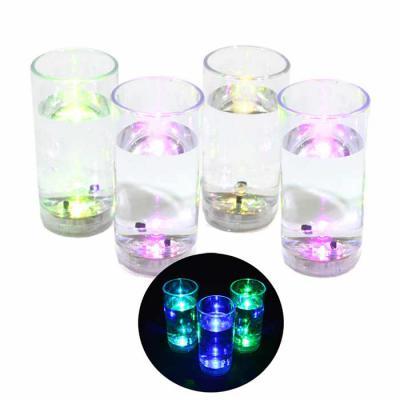 Hutz - Copo Shot com LED ativado por líquido