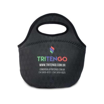 Tritengo - Bolsa lancheira Infantil em Neoprene personalizada