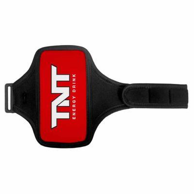 Tritengo - Braçadeira para celular fitness fabricada em neoprene