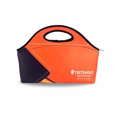 Tritengo - Lancheira Maleta Térmica em Neoprene personalizada