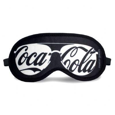 Tritengo - Máscara de dormir com estampa para brinde e promoções