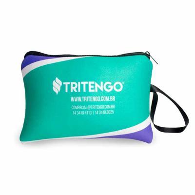 Tritengo - Necessaire Básica em Neoprene personalizada