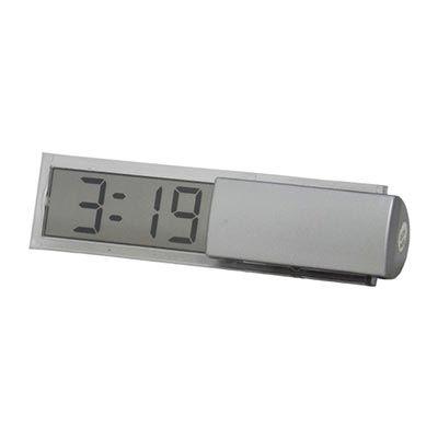 JBX Brindes - Relógio LCD de mesa  Url do produto: