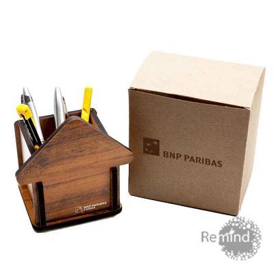 Remind Brindes Inteligentes - Porta Caneta Personalizado - Modelo Chez
