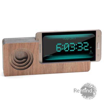 remind - Caixa Acústica Amplificadora para Celular Personalizada- Mod. Elle