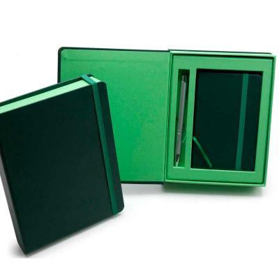 remind - Kit VIP Madagascar - 2 Cadernetas em caixa cartonada com caneta metálica