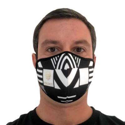Promofy Brindes Corporativos Personalizados - Máscara de Proteção Personalizada