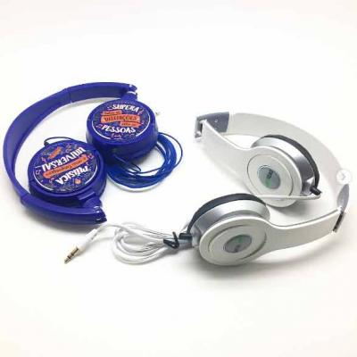 Promofy Brindes Corporativos Personalizados - Headphone dobrável