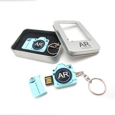 Promofy Brindes Corporativos Personalizados - Pen drive 3D customizado
