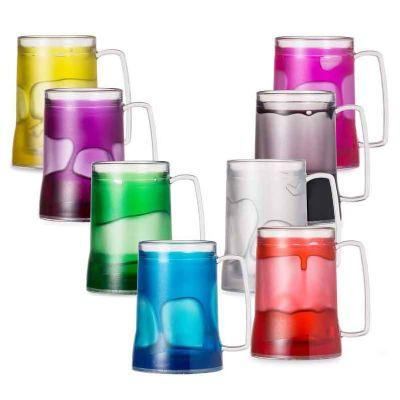 Brindes de Luxo - Caneca de Chopp Gel