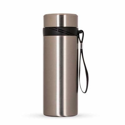 brindes-de-luxo - Garrafa Térmica Inox 590 ml
