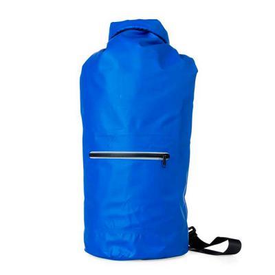 Brindes de Luxo - Mochila saco 20 litros à prova d´água. Material confeccionado em lona, possui costura soldada resistente, lacre dobrável, alça ajustável para costa(re...