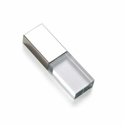 Brindes de Luxo - Pen Drive Vidro 4GB