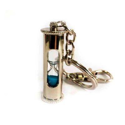 Brindes de Luxo - Chaveiro Ampulheta