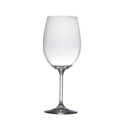Brindes de Luxo - Taça de vinho tinto de cristal ecológico. Volume: 450 ml. Personalização em decalque ou a laser.