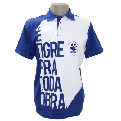 Equilíbrios Camisetas Promocionais - Camisa Polo Ecológica