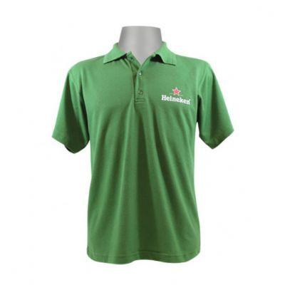 Equilíbrios Camisetas Promocionais - Camisa pólo de PET