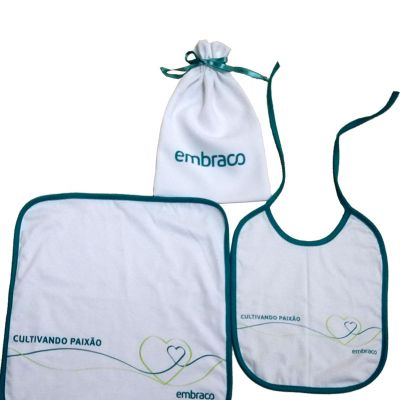 Equilíbrios Camisetas Promocionais - Kit Maternidade