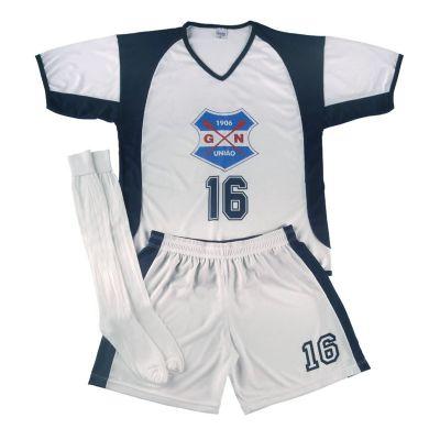 Equilíbrios Camisetas Promocionais - Kit Futebol com alta durabilidade