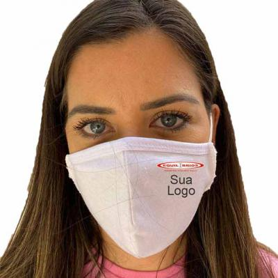 Equilíbrios Camisetas Promocionais - Máscara para proteção