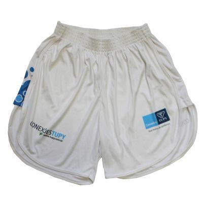 Equilíbrios Camisetas Promocionais - Short Dry com alta durabilidade