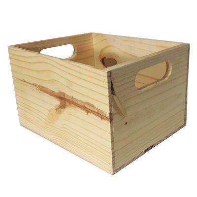 Studio Blomma - Mini caixote de madeira
