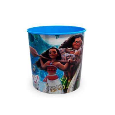 MR Cooler - Balde de Pipoca 1 litro com Impressão em IML