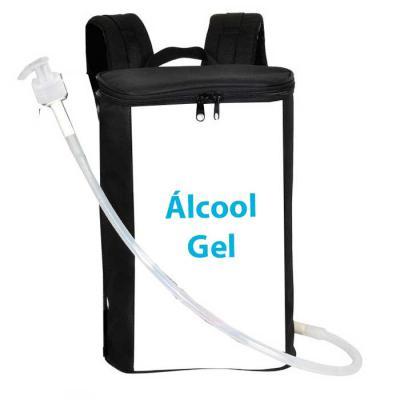 MR Cooler - Mochila para Distribuição de Álcool Gel