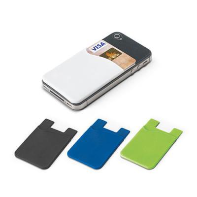 mr-cooler - Porta Cartão em Silicone