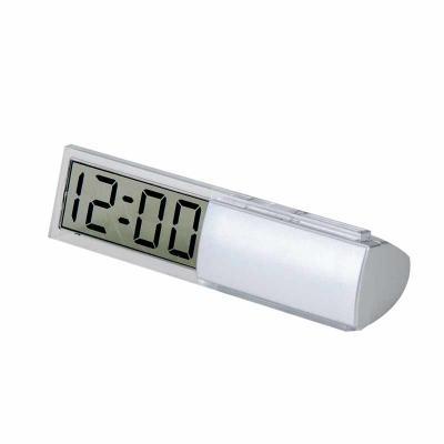 MR Cooler - Relógio LCD de Mesa