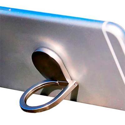 MR Cooler - Suporte para celular. Metal.  Com autocolante no verso. 36 x 30 x 3 mm
