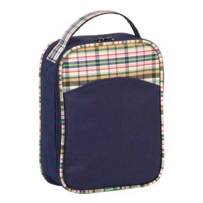 mr-cooler - Lancheira térmica com bolso personalizada.