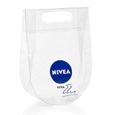 mr-cooler - Sacola em PVC cristal