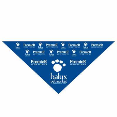 New Life Brindes e Confecções - Bandanas para o seu pet fabricadas em tecido poliéster com aplicação de seu logo ou do seu evento