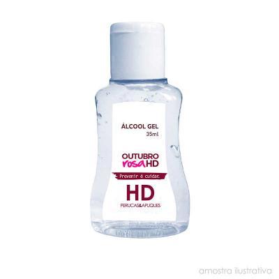 new-life-confeccoes - Álcool gel personalizado