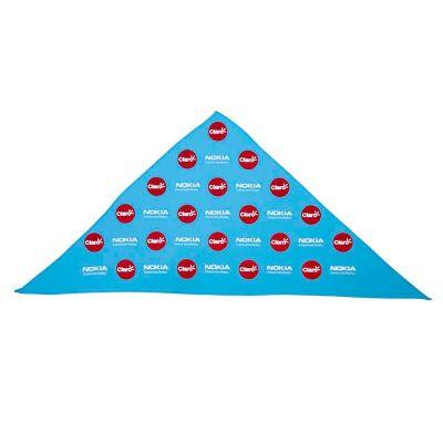 New Life  Brindes e Confecções - Bandanas triangular