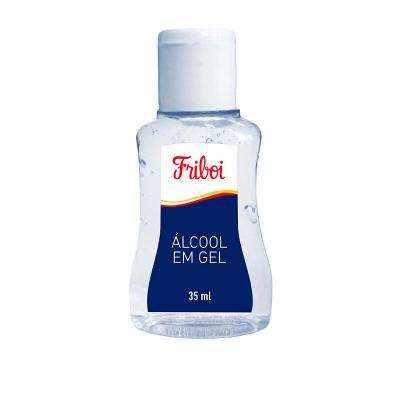 New Life Brindes e Confecções - Álcool gel personalizado