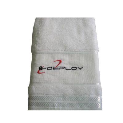 New Life Brindes e Confecções - Toalha de banho 100% algodão personalizada.