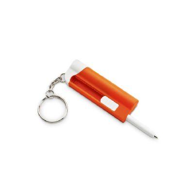 Vintore Brindes Especiais - Chaveiro com mini caneta
