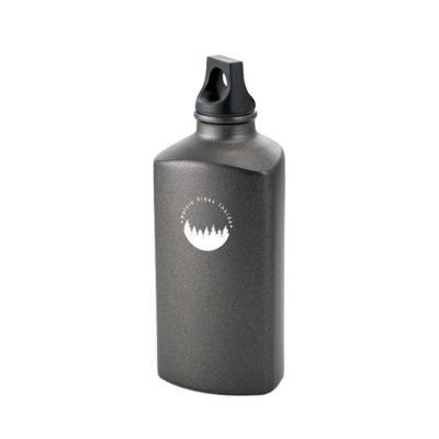 Vintore Brindes Especiais - Squeeze. Alumínio. Com tampa em PP. Capacidade: 600 ml.