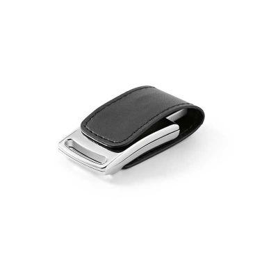 Vintore Brindes Especiais - Pen drive personalizado em couro sintético