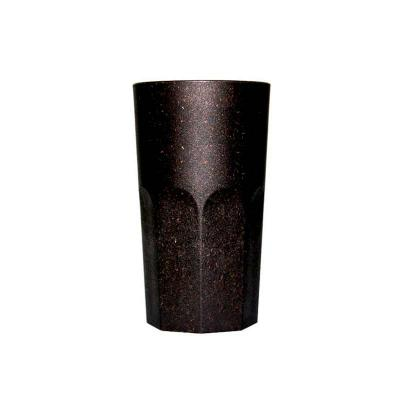 Brintec Brindes Promocionais - Copo Roma Ecológico, feito com 50% de fibra de madeira ou coco , personalizável.