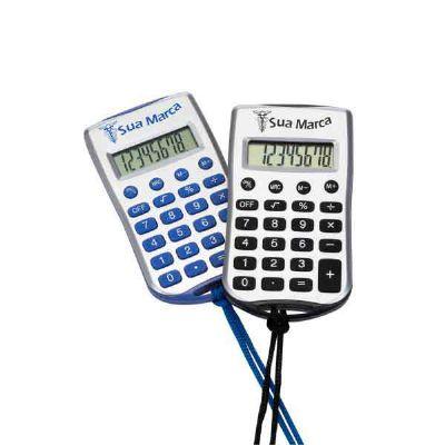 Brintec Brindes Promocionais - Calculadora 8 dígitos