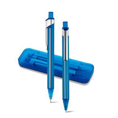 Brintec Brindes Promocionais - Conjunto de caneta e lapiseira